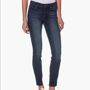 Paige Verdugo ankle skinny jeans size 32 (14US)